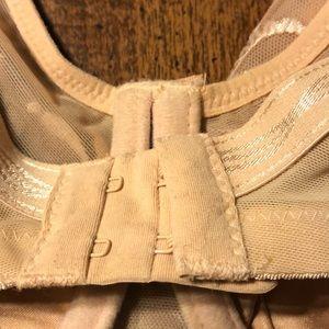 Elomi Intimates & Sleepwear - Beige Bra 34F